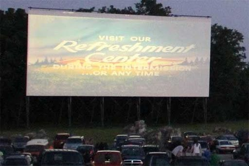During this time of social distancing, drive-in theatres may once again become a popular norm. In the early 1960s, there were over 4,000 drive-in-movie theatres across the US, including the Cumberland Drive-In of PA. Today, they remain as 1 of the 375 still open. #driveinmovie pic.twitter.com/v9JiXxGbW9