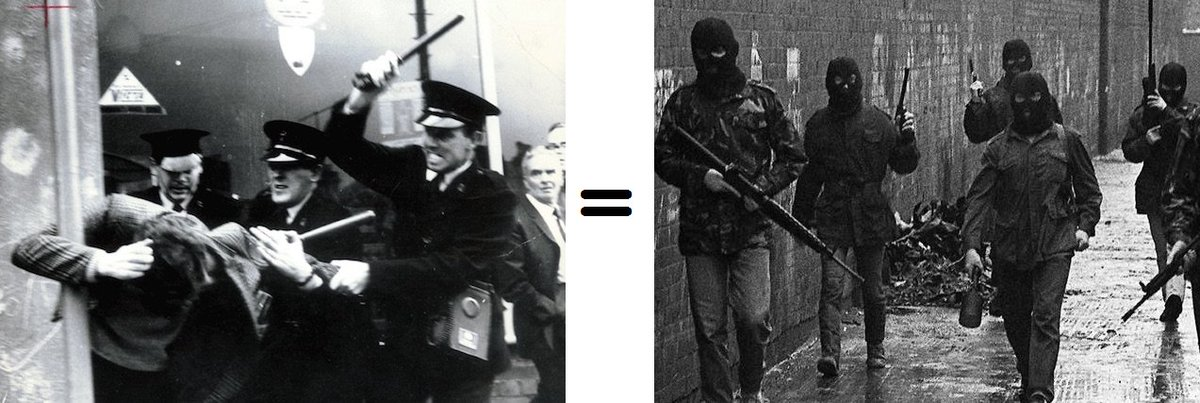 In the North of Ireland the police caused this to happen once upon a time <br>http://pic.twitter.com/I5YGcXsdKN