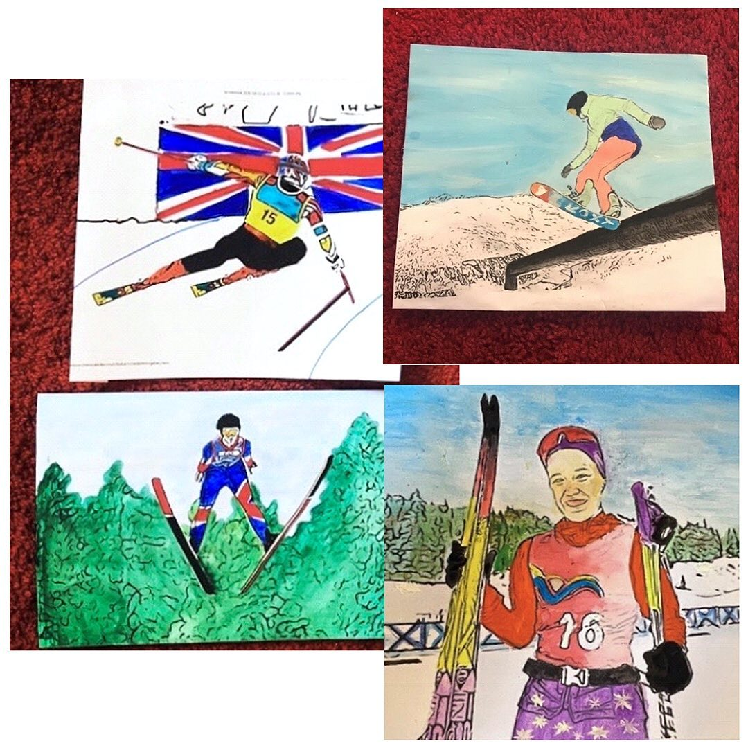 Well done everyone who entered and congratulations to the winners but a special mention for our amazing volunteer @Emmie_H who won the over 19's category if she was ski racing she would have been in our Oval the Hill team 😉🤩! It's the taking part that we love ☺️ #welldone