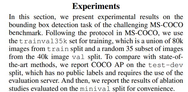 @allowfirm M2 Detの論文にちょっと詳しいこと書いてありました。評価用のサーバーがあるらしいです。