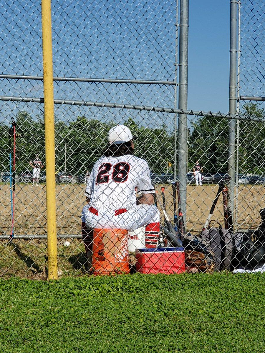 Baseball. Finally! @T3EliteBaseball