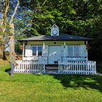 Thanks Mr Knipe for some lovely campus shots. The cricket pavilion is looking very smart after its make over thanks to our fantastic team who have been working hard through #lockdown to keep everything tip top. #lovelygrounds #plentyofspace