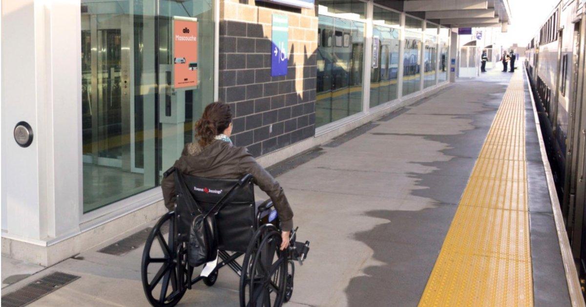 [Semaine de l'accessibilité et des personnes handicapées] ♿🚍🚆 Le transport adapté et l'accessibilité sont au cœur de la mission d'exo.  Semaine nationale de l'accessibilité: https://t.co/657JrTS77T  Semaine québécoise des personnes handicapées: https://t.co/kBONad9Gyq https://t.co/395zQIQzQq