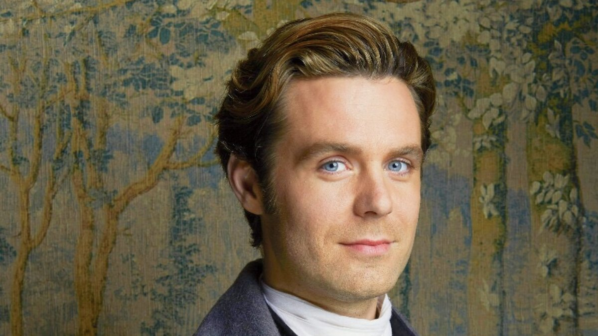Happy Birthday to the lovely Luke Norris! Many happy returns from team #Poldark!