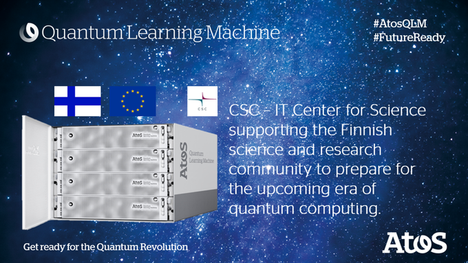 We delivered #AtosQLM, the world's highest-performing commercially available quantum...