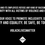 Image for the Tweet beginning: #BlackLivesMatter