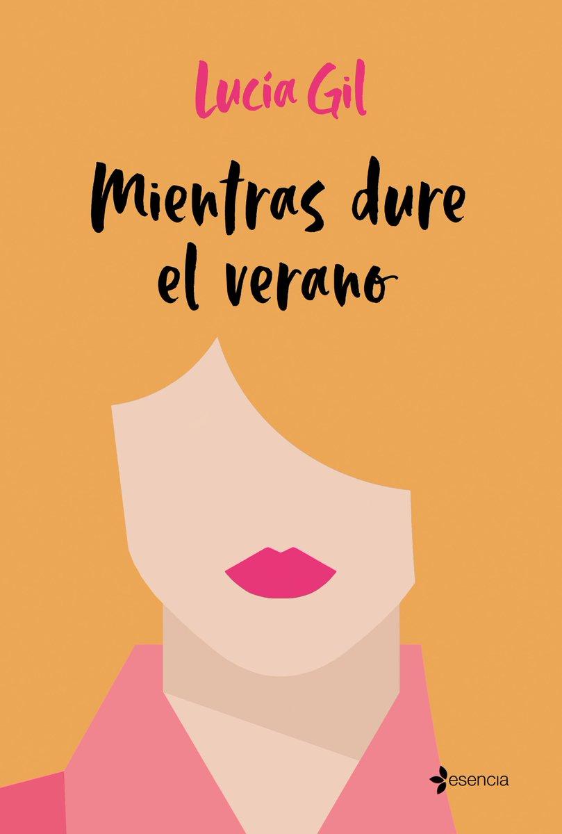 """#romántica ⛱  """"MIENTRAS DURE EL VERANO"""", de @LuciaGil_Gil  Una novela romántica narrada por una chica no tan romántica que es un reflejo de la sociedad actual y en la que la mujer toma un lugar protagonista. Vera nunca se ha permitido dejarse llevar. Hasta que lo hace con Leo… https://t.co/pL23vbFlIX"""