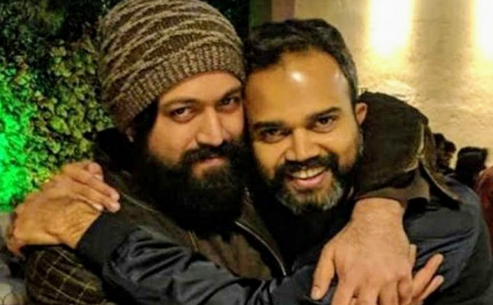 Advance Happy Birthday @prashanth_neel  Sir ❤️   #KGFChapter2  l @TheNameIsYash https://t.co/CvqjqyXgHk