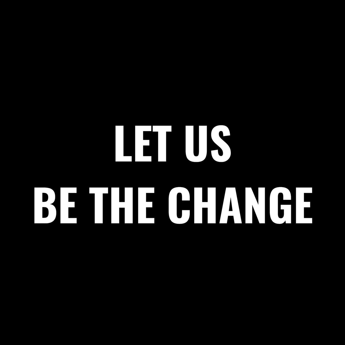 Keep signing petitions; donate if you can, Keep posting and sharing, Keep educated,  Keep researching, Keep being ANTI-racist and above all keep energy and hope for a better future.   It is down to us, we MUST #bethechange.  #blacklivesmatter pic.twitter.com/WYMVH5rW4b