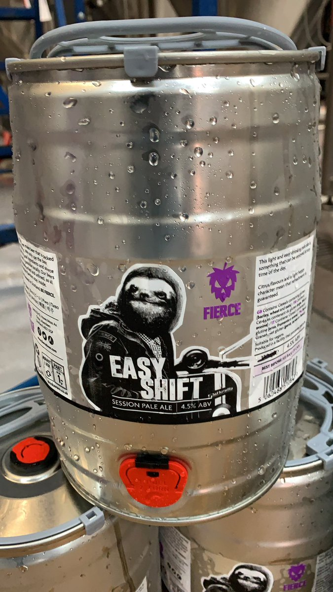 Image for Ez shift mini kegs. On the webshop now https://t.co/uVAuAqv5x8