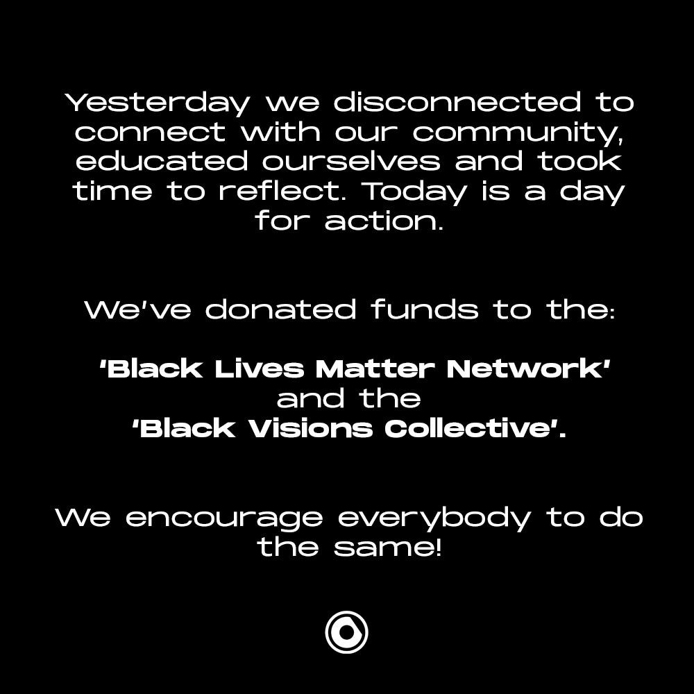 We took action! ✊🏽✊🏾✊🏿 #BlackLivesMatter #BeTheChange
