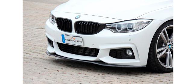 #BMW #新型4シリーズ が話題ですが、 ここはあえてF型の #4シリーズ 用製品のご案内を… ドイツの老舗チューナー、「KERSCHER」製カーボンスプリッターです。 F32/33/36のMスポーツバンパーにジャストフィット。 前期/後期ともに装着可能です。 ¥71,000(税別)pic.twitter.com/cSjgsFhX8n