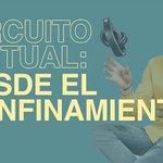 Image for the Tweet beginning: Sexta entrega de #CircuitoVirtual (@CircuitoV)