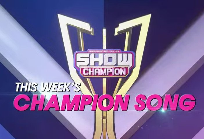 [200603] MUSIC SHOW UPDATE Congratulations on CANDY achieving its 1st win on MBC Show Champion. #CANDY1stWin 🎉 #EXO #BAEKHYUN @weareoneEXO @B_hundred_Hyun