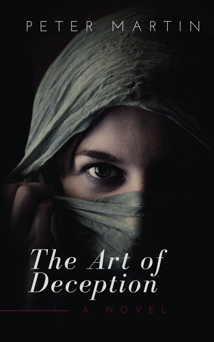 NEW #RELEASE #THE #ART #OF #DECEPTION PETER MARTIN #PSYCHOLOGICAL #THRILLER IS IT REALLY WORTH TAKING A RISK ?