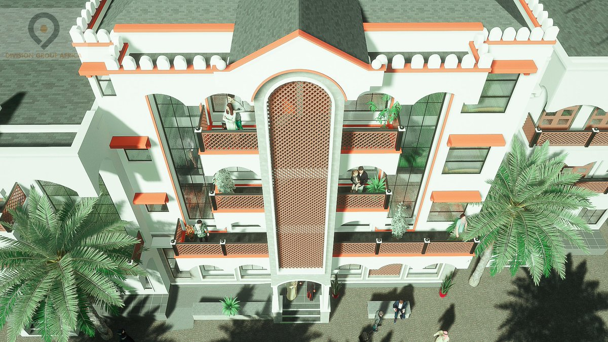 Swahili Architecture on this Serviced Apartments proposal... #ArchitectureKenya #DesignBuild #DesignBuildDeveloppic.twitter.com/HCLg6NlSPD