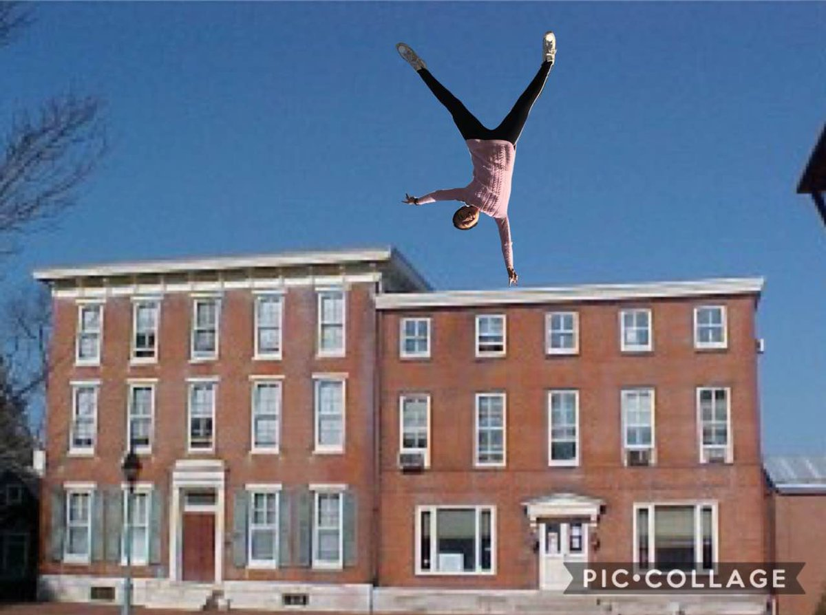 Balancing your fingers on a building, can you do that? Flying on an airplane, can you do that? See how Kiki does!pic.twitter.com/2rpmBmeTRq