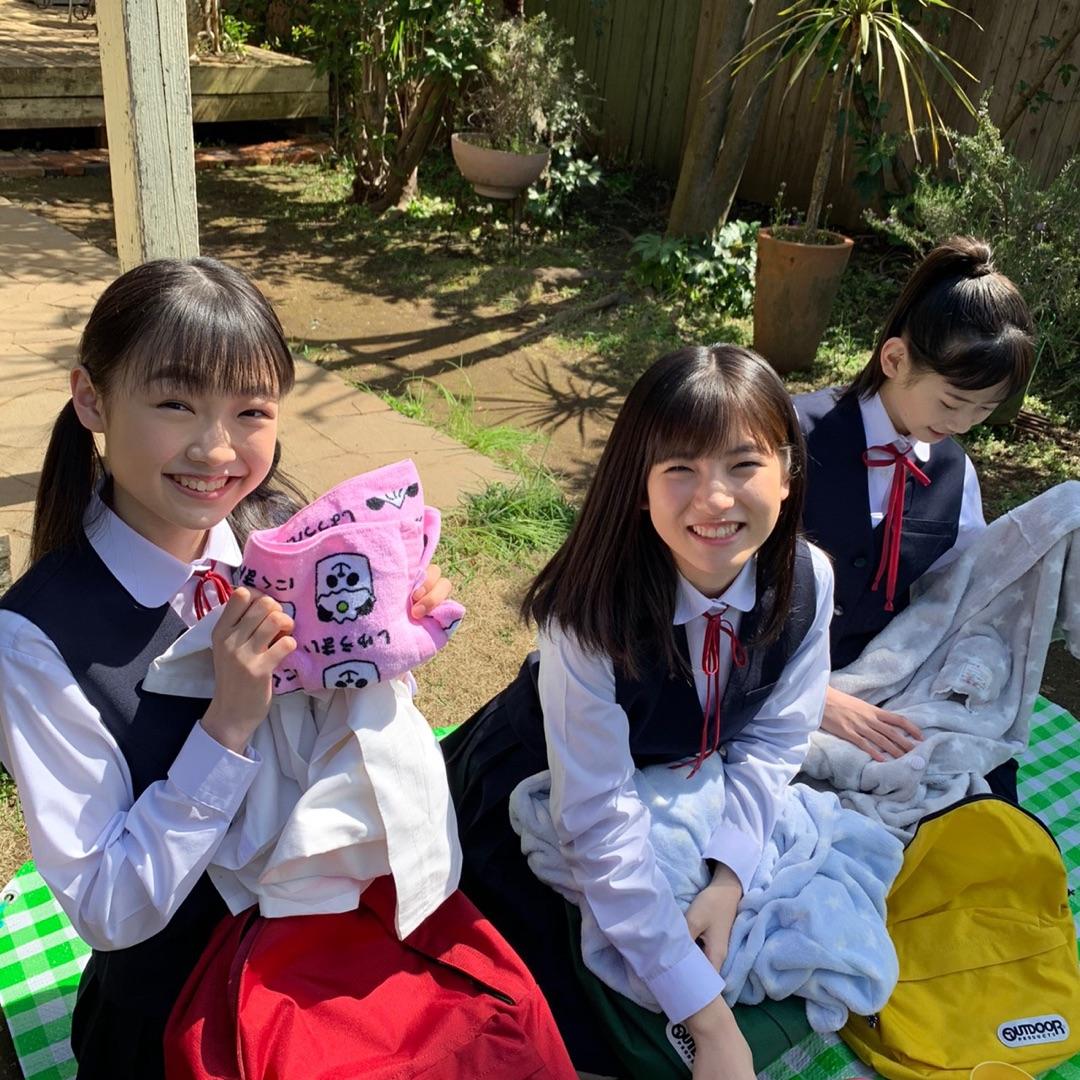 【15期 Blog】 No.323 暑かった… 山﨑愛生:…  #morningmusume20