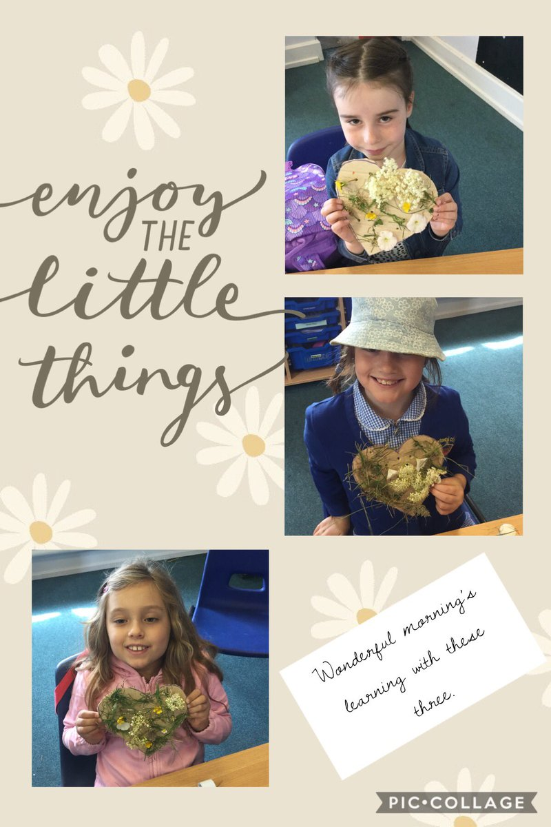 There isn't a be a better quote to take from the current times we are in than 'Enjoy the little things'. I have had a brilliant morning working with these three. pic.twitter.com/c6PnBKmdjK