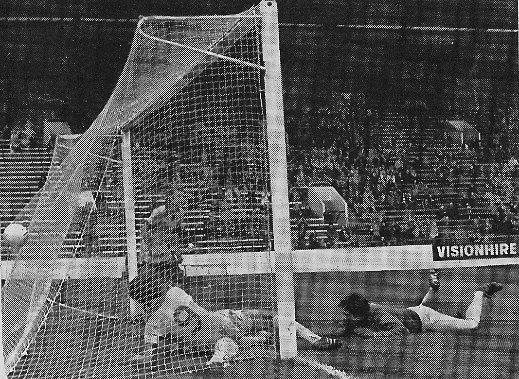 Always a happy moment as the ball hits the back of the net! This time it's Mick Prendergast (out of shot) scoring in a 2-2 draw vs Peterborough in October 1975 #swfc #ourlowestebbpic.twitter.com/GY9QBAOsOk