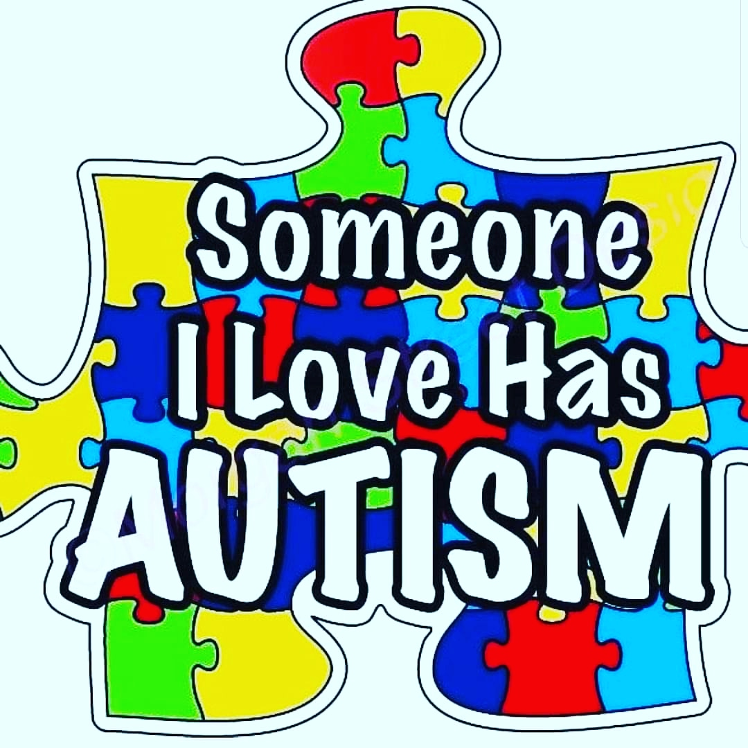 Together let's #educate the w🌍rld on the #Awareness & #Acceptance of #autism 🙌🏽💙 Every day is autism awareness day in our house 🏡 #autism #autismdad #autismawareness  #autismawarenessmonth #autismfamily #autismparent #autismrocks #lightitupblue #differentnotless https://t.co/3t27PNS6IE