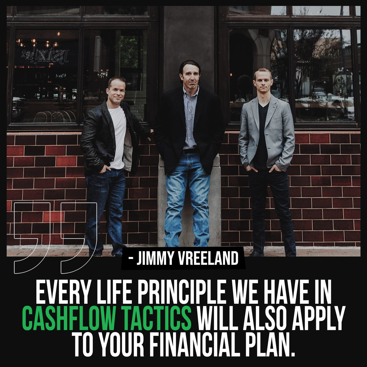 We're not here to just educate you on finance. ⁣ ⁣ We're here to help educate you on life!⁣  #financialfreedom #cashflow #cashflowtactics #financialindependence #pillarsofwealth #richthoughts #richmindset #debtfree #realestatepic.twitter.com/egrzMiM9S7