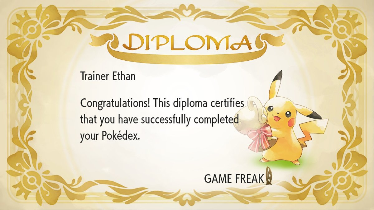 #PokemonLetsGo #NintendoSwitchpic.twitter.com/zt00zCjx2N