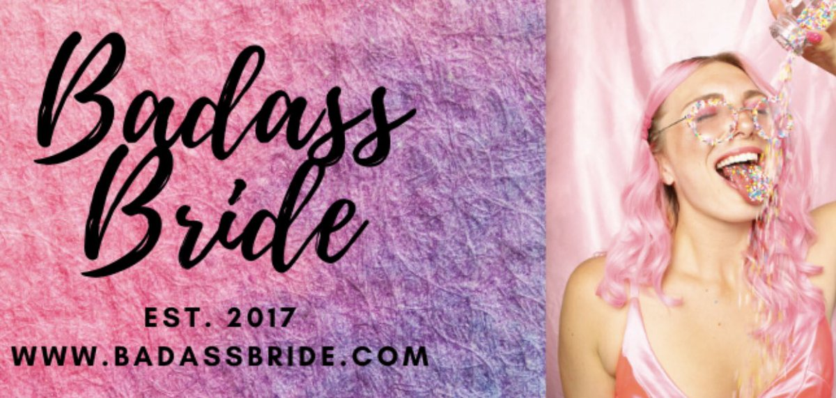 Thrilled to be featured by the amazing Badass Bride  Helping brides create a wedding that is as unique as they are!  Your dressYour dayYour way http://badassbride.com/2020/06/02/fla… #badasswedding #badassbride #uniquewedding #alternativebride #retrobride #offbeatwedding #bohobridepic.twitter.com/JmEYYwAfAf