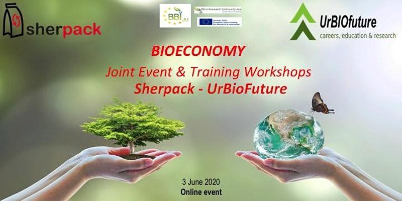 📌 #3giugno evento online 🌐  Quando la #bioeconomia è circolare. Due progetti per un workshop #Sherpack-@UrBIOFuture  Organizzato da #Cnr_Isof 👉 https://t.co/Vr4btI94Fo https://t.co/vIY0s9R43f