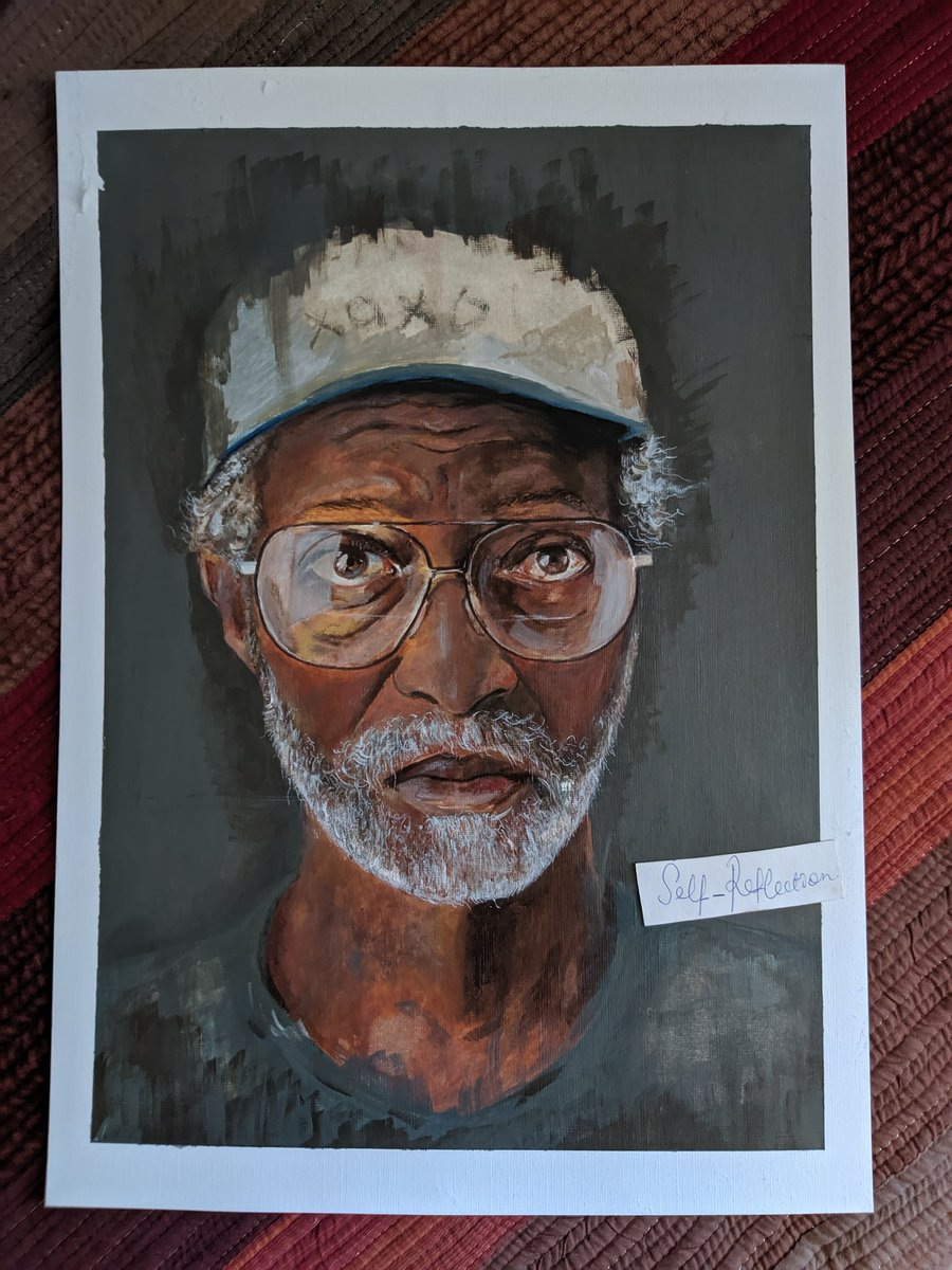 #BlackLivesMatter Art by me