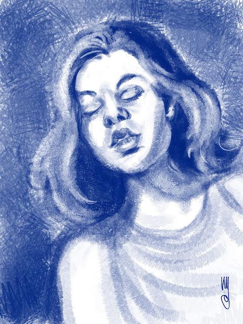 Momochromatic portrait (Z2206) #portrait #character #UlfAndersson3jun20 #sketchaday #portraitpage #portraitart #sketches #illustrationartistpic.twitter.com/iDqFq8prAd