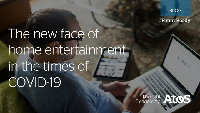 @maurostarinieri shares his outlook on the new face of home entertainment and #media post...