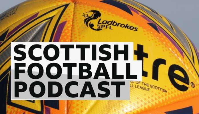 Thursdays Scottish Football Podcast 🎙️ ⚽️ Dundee Utd and Scotland striker Lawrence Shankland joins us to talk about his career so far and all the days football news with Liam McLeod, Steven Thompson and @TEnglishSport... Listen here 👉 bbc.in/2XYOlpb