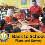 Image for the Tweet beginning: VIEW Back-to-School Plans & Take
