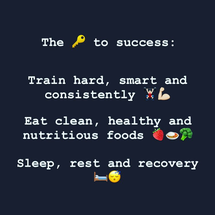 The  to success #greyfitness #gym #gymmotivation #gymlife #gymrat #gymtime #fit #fitness #fitnessmotivation #fitnessjourney #fitnessaddict #fitnessgoals #fitnesslifestyle #health #healthy #healthylifestyle #healthyfood #sleep #healthyeating #nutrition #rest #recoverypic.twitter.com/ujocOf11dr