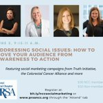 Image for the Tweet beginning: Webinar Today: Learn how #socialmarketing
