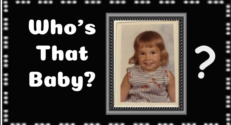 Can you guess who this 8th grade teacher or staff member is? We will reveal the answer tomorrow! #GuessWho