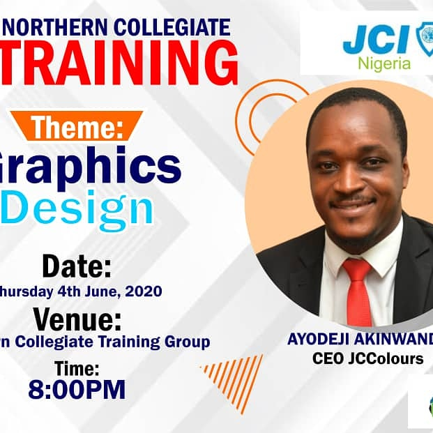 WARM GREETINGS FROM JCIN NORTHERN COLLIGATE  We bring you another exciting moment of nline WhatsApp training on;   Thursday 04-06-2020  08:00pm  Topic Graphic Design  Join us by clicking the link below    https:// chat.whatsapp.com/LOsdBqZYo0x48l xs3tevcK   …   M. I. Nasir Dir. Publicity JCIN NC  08165250992<br>http://pic.twitter.com/hgFQiItJLU
