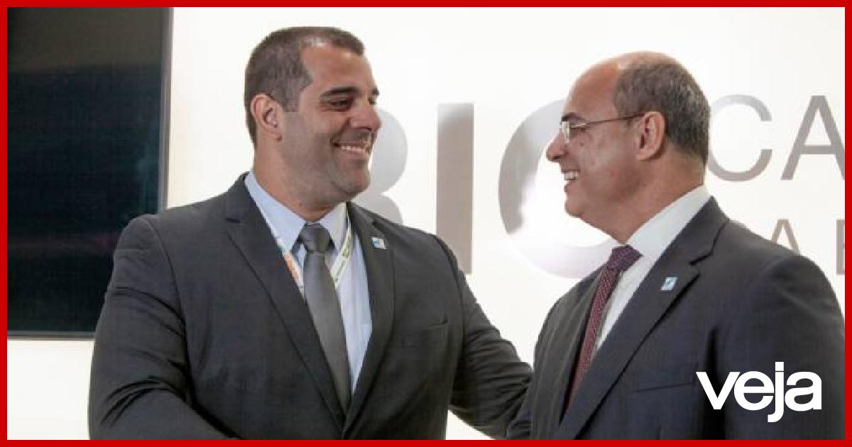 Pressionado pelo legislativo, Witzel pode mandar embora braço-direito (via @radaronline) veja.abril.com.br/blog/radar/pre…