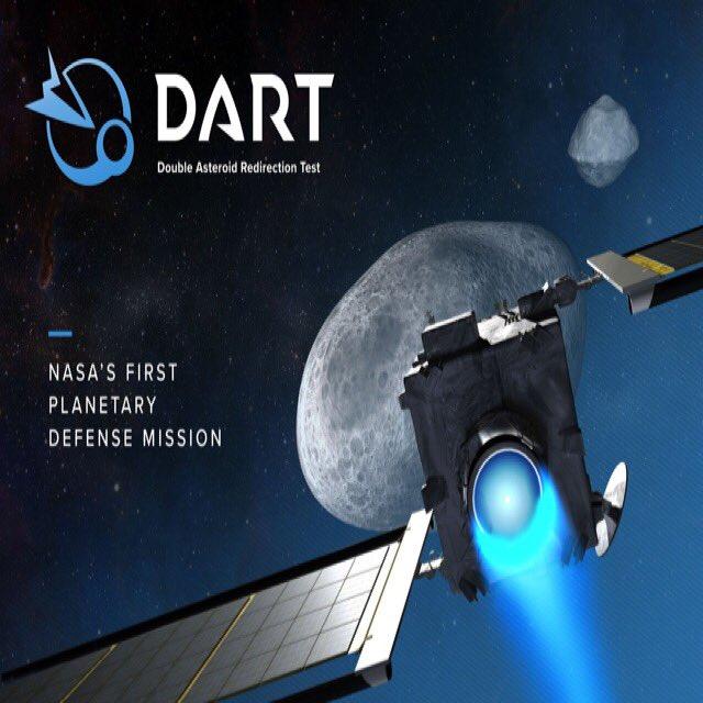 NASA = Tiyatro ve DART sistemi işletiliyor pic.twitter.com/2LuKop642j