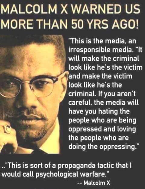 @icecube Malcolm.....Warned U.S.🇺🇸 RIP, 🙏 This is the media.....✊👊 https://t.co/0b2htcVaBE