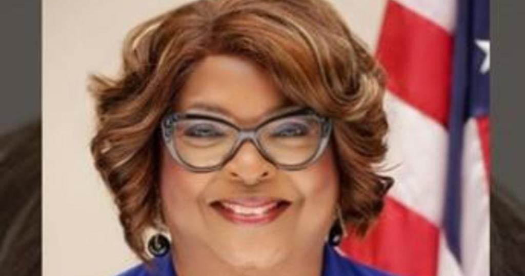 Ferguson elects its first black and first woman mayor cbsn.ws/3dpIu2J