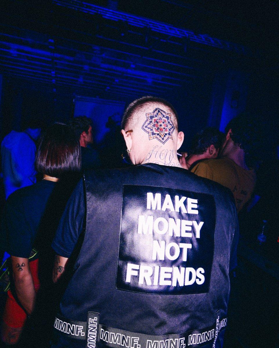 Make money not friends  #movementfestival #movementtorino #mtmf #TechnoMusic #festival #italy #TechnoFestival #technolovers #technopeople #technoculturepic.twitter.com/1mIIoeyXN9