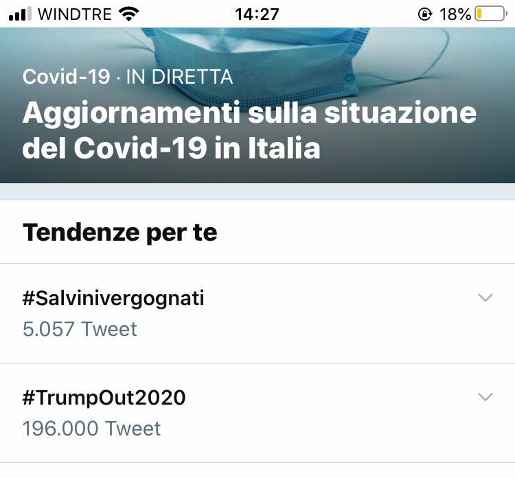 #TrumpOut2020
