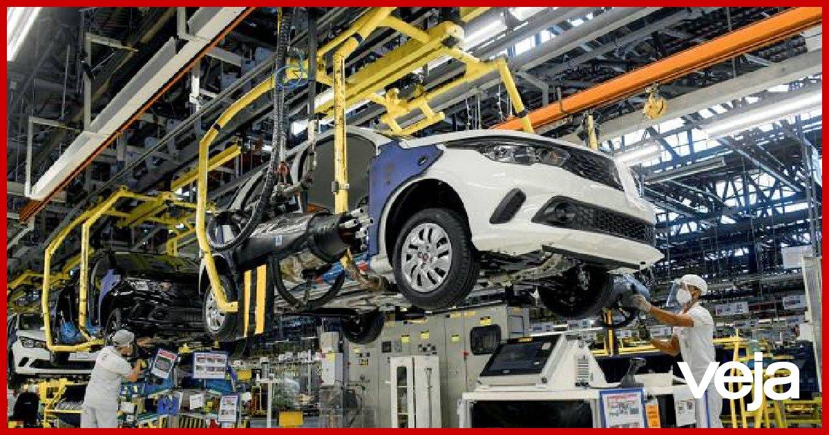 Indústria brasileira tem queda histórica de 18,8% veja.abril.com.br/economia/queda…