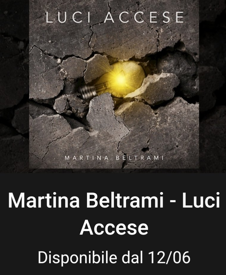 #LuciAccese