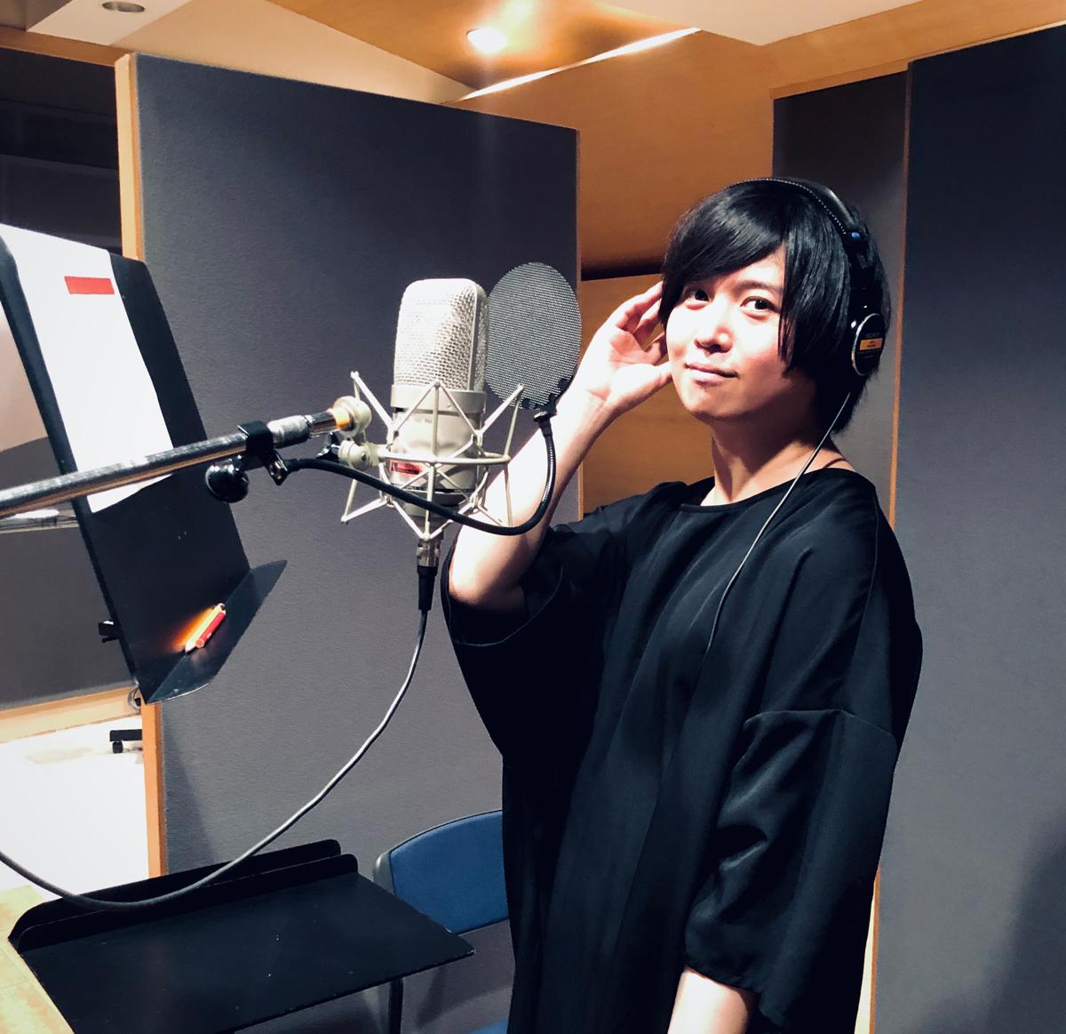皆さまこんばんは〜!ついに!新曲のお知らせです!その名も『ペトリコール』!梅雨の時期にしとしと染みいるような、ダークでポップ、かつ不思議な曲です。そしてこちら!6月27日、配信リリースが決定しました!また最新情報を随時お伝えしていきますので、よろしくお願いいたします!S#斉藤壮馬