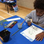 Image for the Tweet beginning: 'Rufforth Rainbows' enrichment session -