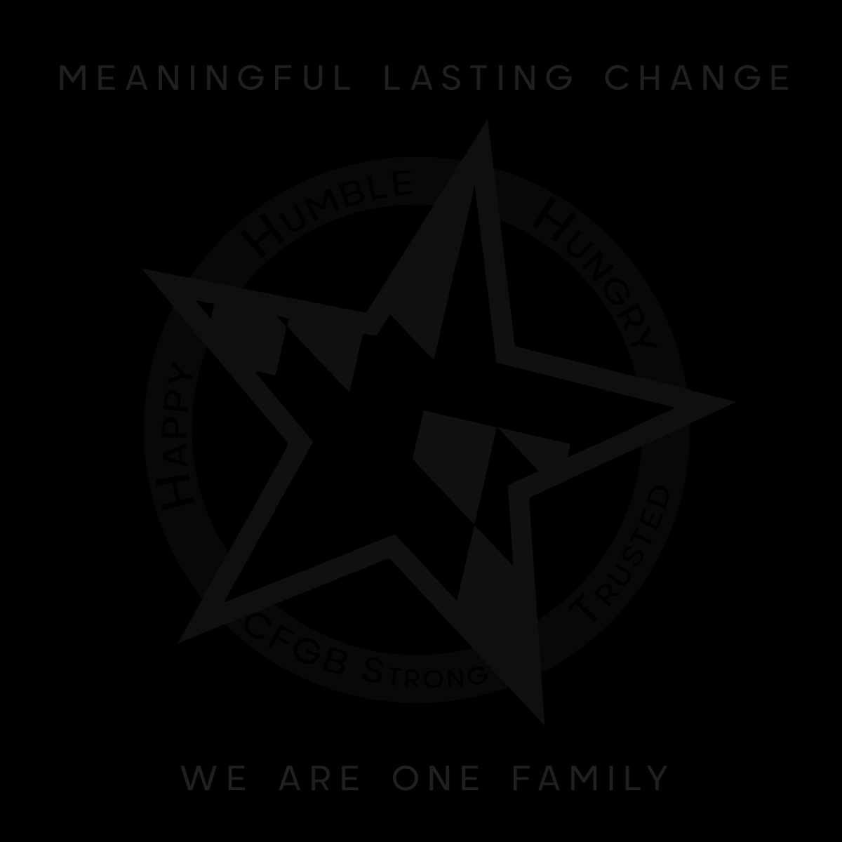 Real meaningful lasting change won't be easy.  Real change requires the hard work of the individual, the advocacy of the many, accountability to the cause, and humility to accept growth. . We are one family - we stand together. pic.twitter.com/J38gzzFCXV