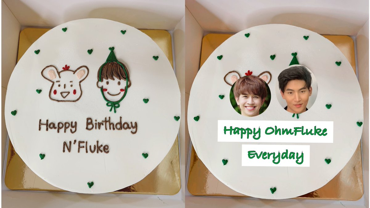 Wish everyday is OhmFluke day.   #เจ้าแก้มก้อน #HappyFlukeDay2020  #MyLovelyFluke24thpic.twitter.com/cnuS4Ew1mw